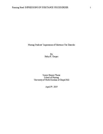 Nursing honors thesis top movie review ghostwriting website for masters